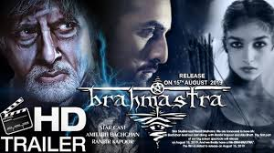 2019 Amitabh Bachchan new movie Brahmastra Release Date